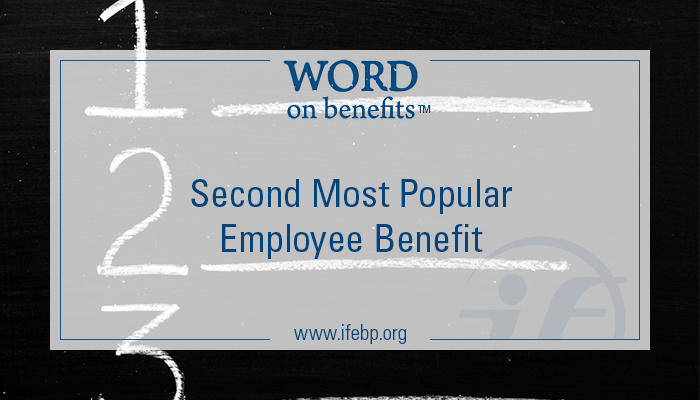 1-13_second-most-popular-employee-benefit