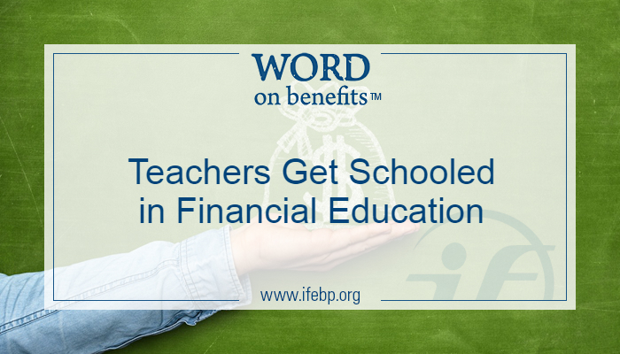 Teachers Get Schooled in Financial Education