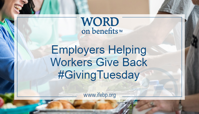 Employers Helping Workers Give Back