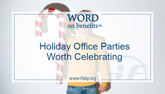 Holiday Office Parties Worth Celebrating
