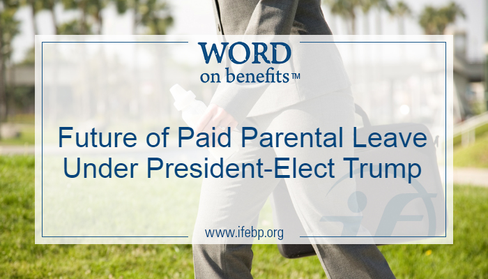 Future of Paid Parental Leave Under President-Elect Trump