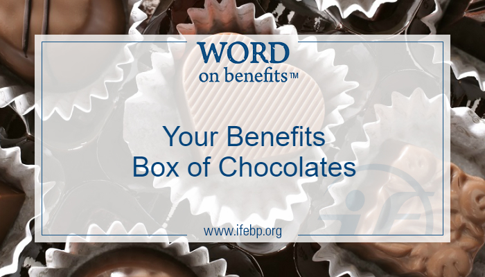 Your Benefits Box of Chocolates