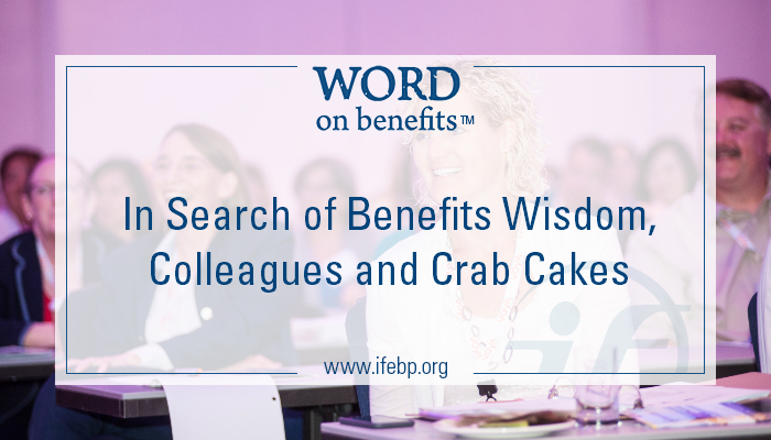 8-3_In-Search-of-Benefits-Wisdom-Colleagues-Crab-Cakes_Large