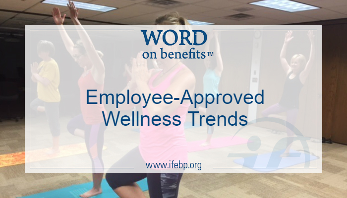 Employee-Approved Wellness Trends
