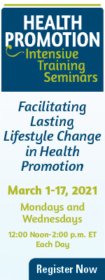Facilitating Lasting Lifestyle Change In Health Promotion