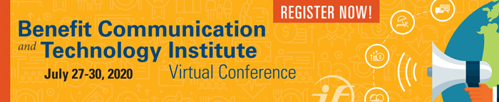 Benefit Communication and Technology Institute Virtual Conference