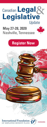 Canadian Legal and Legislative Update