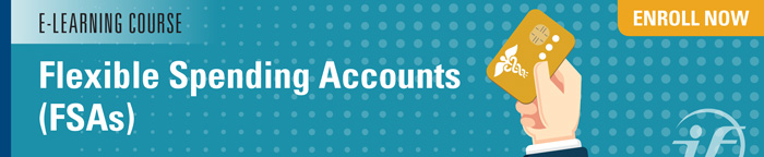 Flexible Spending Accounts (FSAs) E-Learning Course