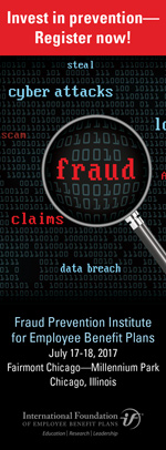 Fraud Prevention Institute for Employee Benefit Plans