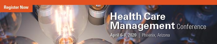Health Care Management Conferenc