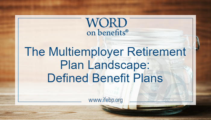 Multiemployer Defined Benefit Plans