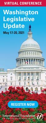 Washington Legislative Update