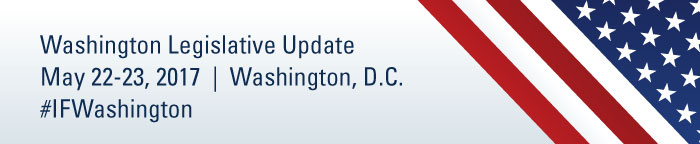 Washington Legislative Update, May 22-23, 2017 - Register Now!