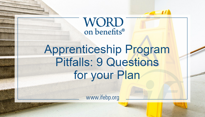 Apprenticeship Program Pitfalls: 9 Questions for your Plan