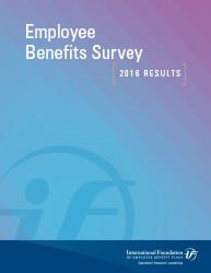 Employee Benefits Survey 2016 Results