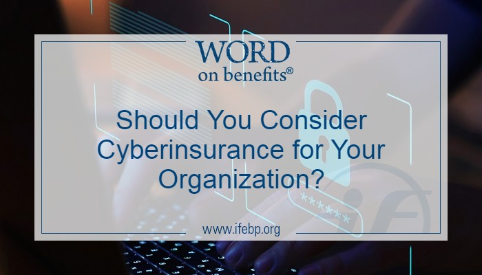 Should You Consider Cyberinsurance for Your Organization?