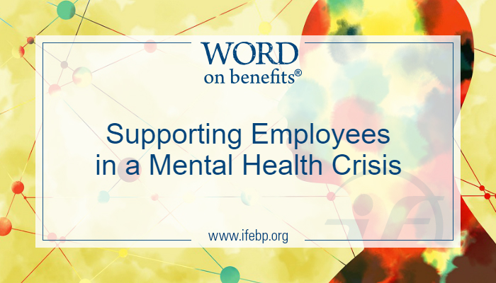 Supporting Employees in a Mental Health Crisis