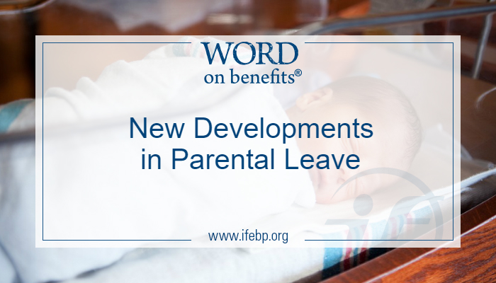 New Developments in Parental Leave