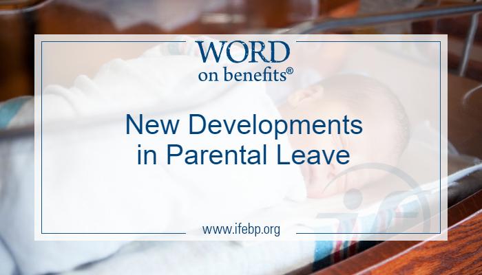 New Developments in Parental Leave