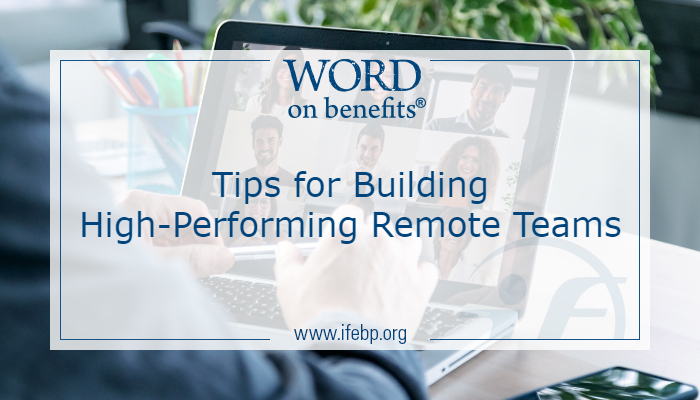 Tips for Building High-Performing Remote Teams