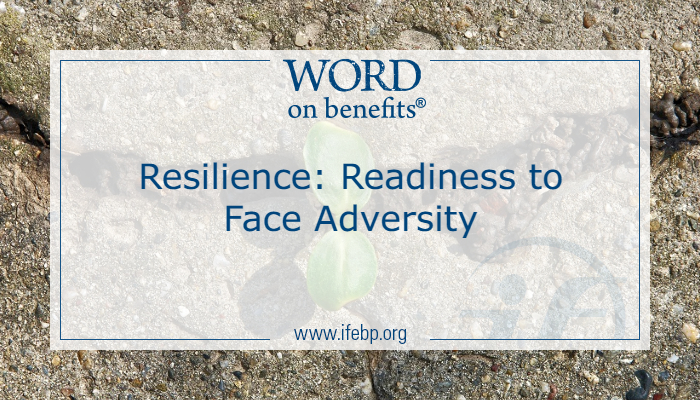 Resilience: Readiness to Face Adversity