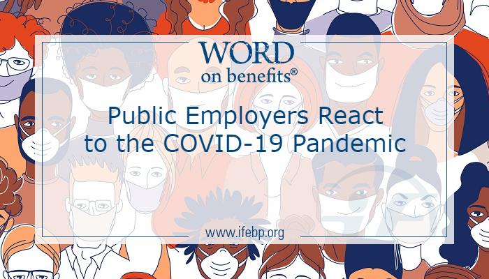 Public Employers React to the COVID-19 Pandemic